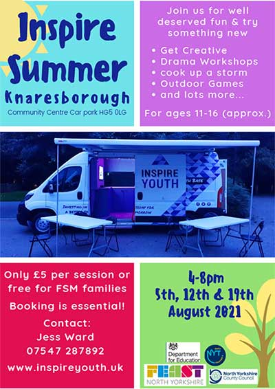 Inspire Summer Knaresborough